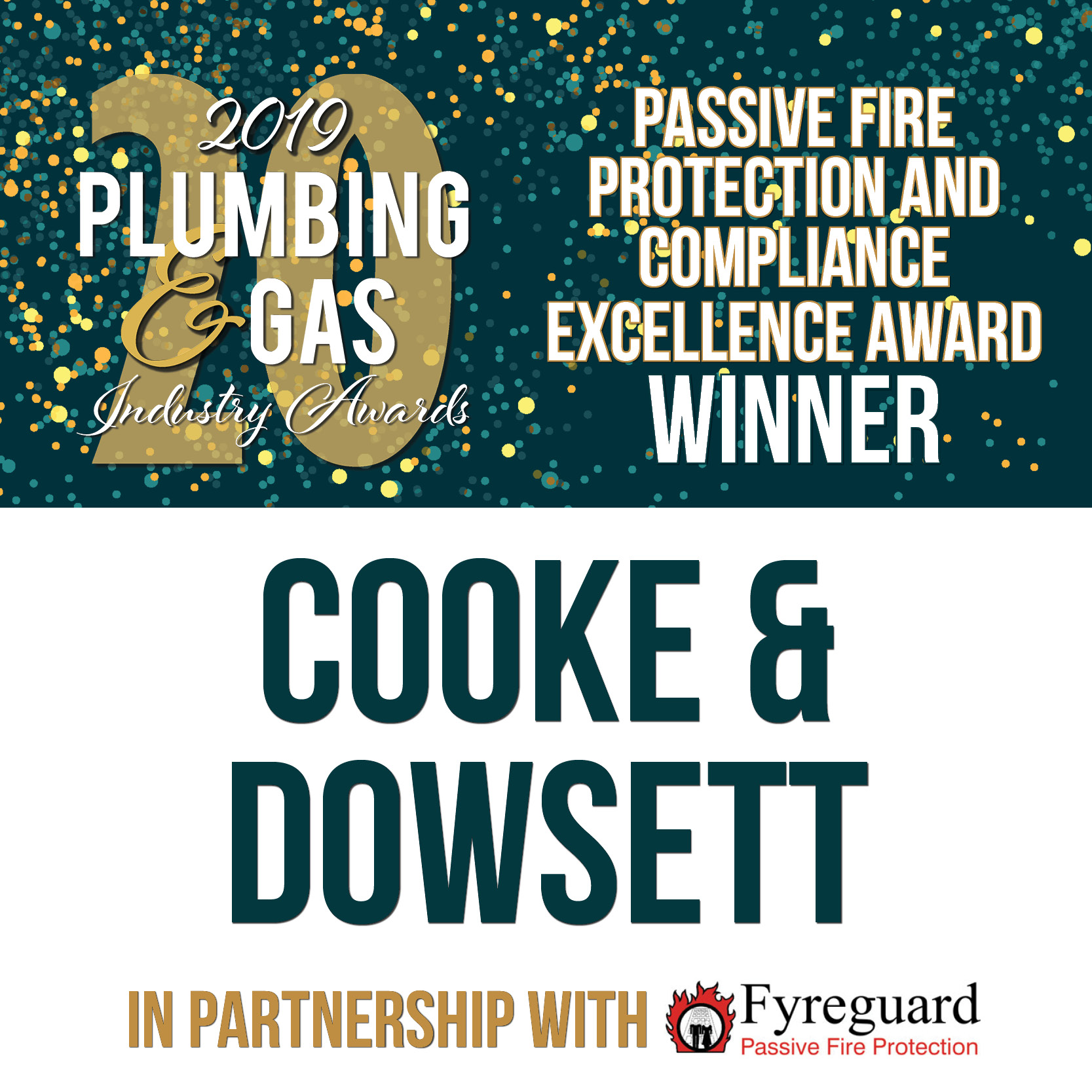 PIA 2019 Passive Fire Protection and Compliance Excellence Award Winner ...